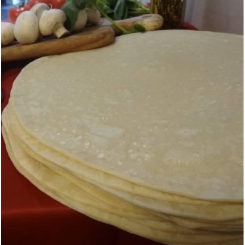 Pâte à pizza - par 10